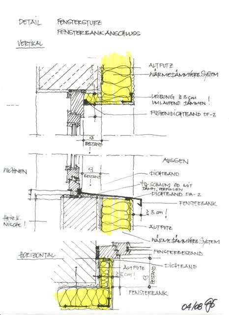 Nautz ingenieurgesellschaft mbh kelkheim taunus for Fensterdetail